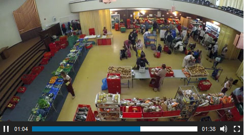 Bild zeigt Vorschaubild auf das Video der Tafel Wiesbaden e.V.